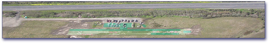 Half Moon Bay Airfield Panorama